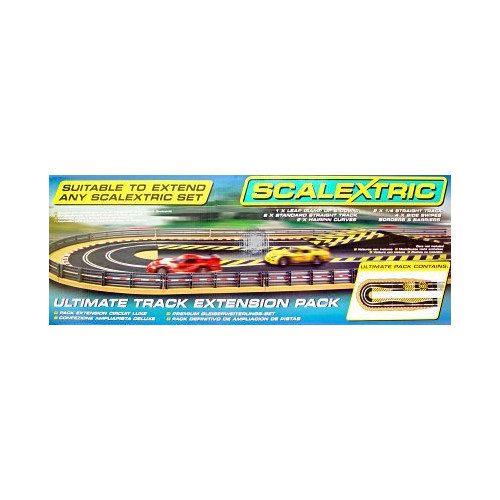 Scalextric Extension Ultimate Accessory Pack