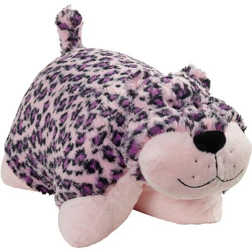 As Seen on TV Pillow Pet Pink Leopard