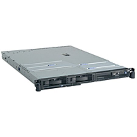 Refurbished IBM eServer xSeries 336 Rack Server - 1 x Xeon - 512 MB RAM HDD SSD - Ultra320 SCSI Controller - 2 Processor Support - 16 GB RAM Support - 1, 1E RAID Levels - ATI Radeon 7000-M 16