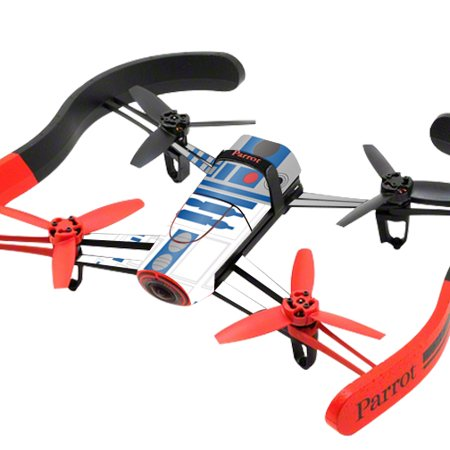 Skin Decal Wrap for Parrot Bebop Quadcopter Drone Cyber
