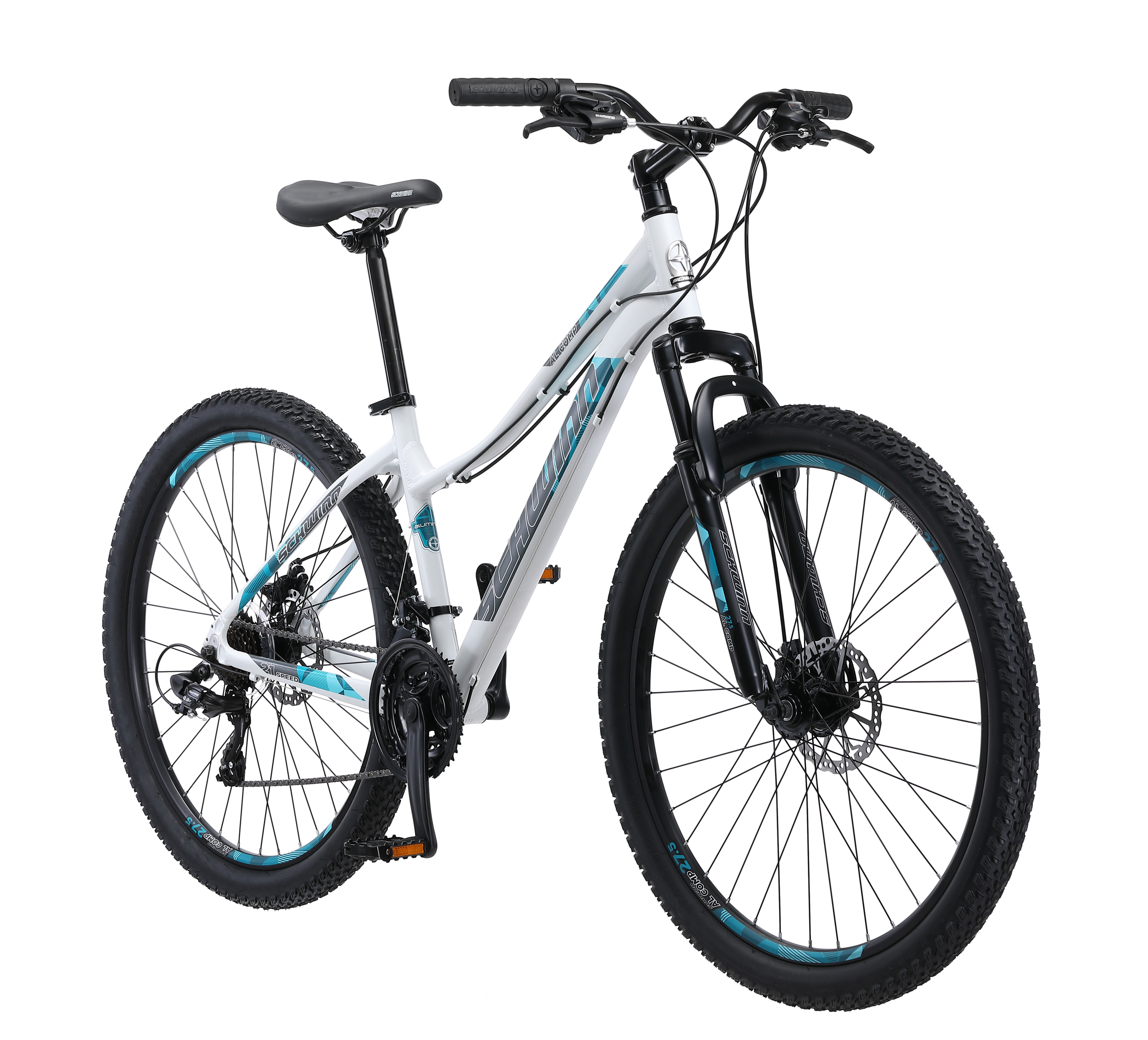 "27.5"" Ladies Schwinn Aluminum Comp Bike"