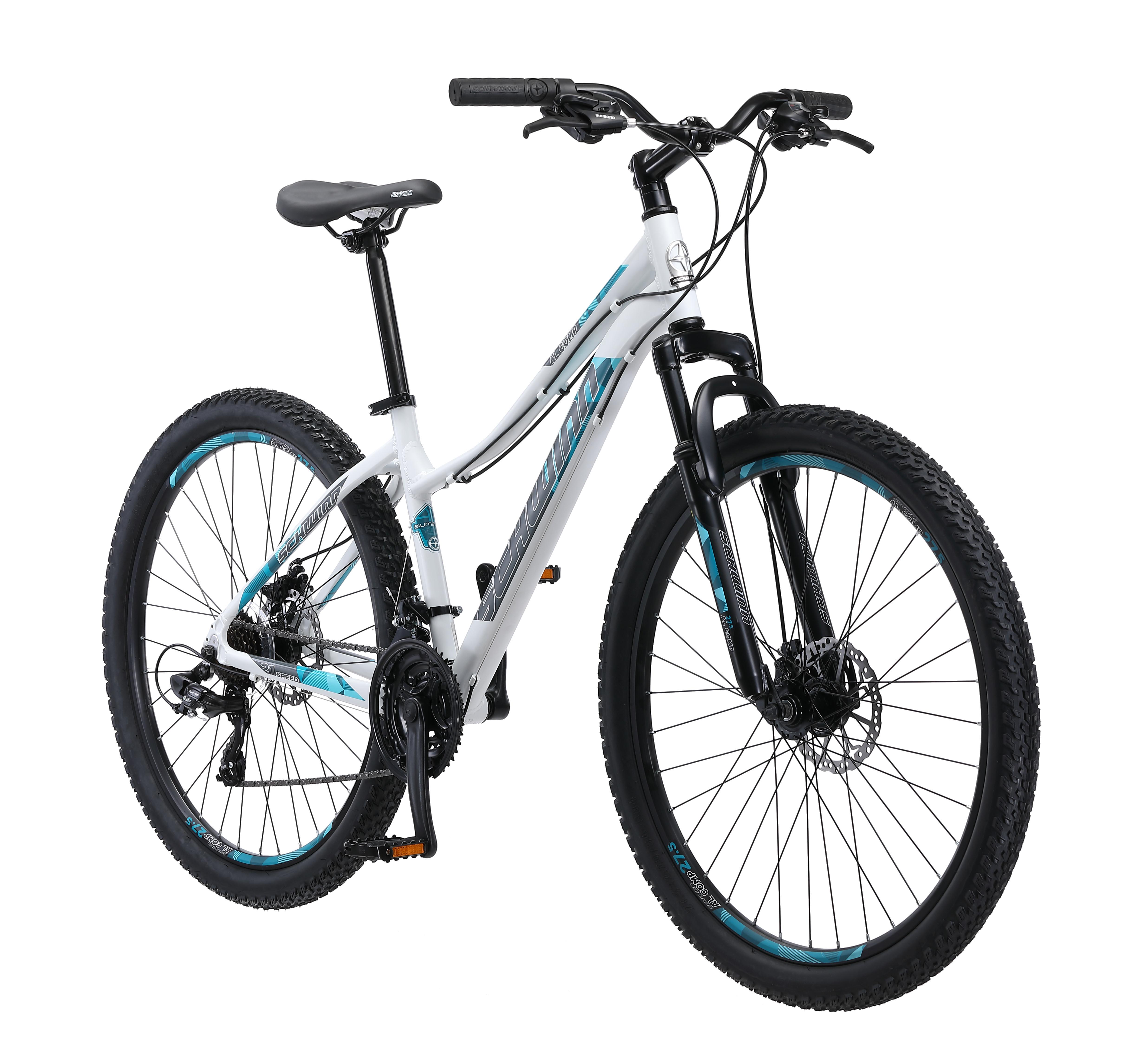 "Schwinn 27.5"" Women's Aluminum Components Mountain Bike"