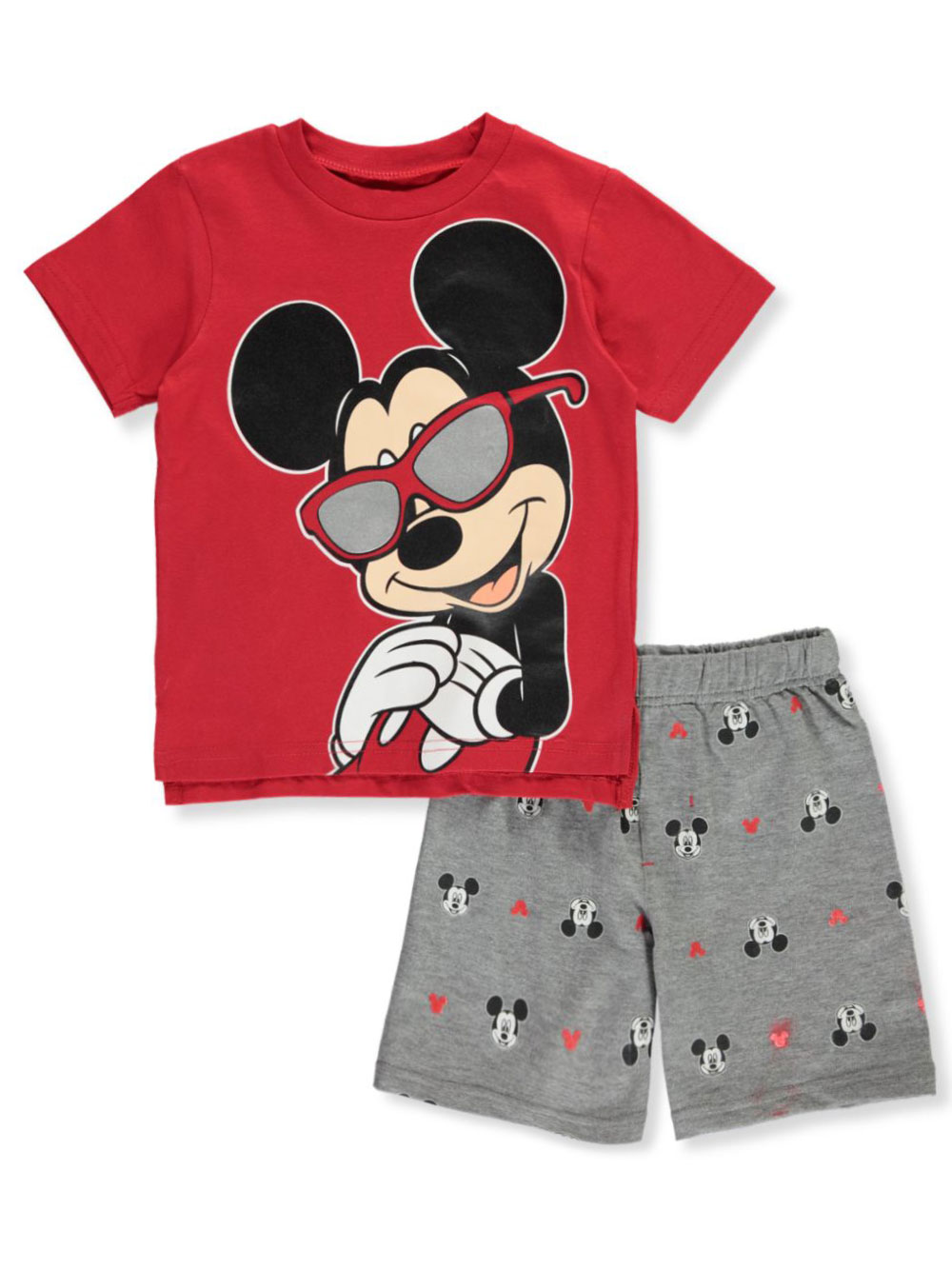 Disney - Disney Mickey Mouse Boys' Cool Out 2-Piece Shorts ...