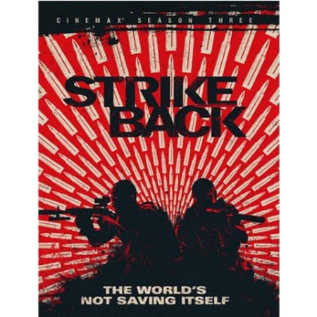 Strike Back: Cinemax Season Three (DVD)