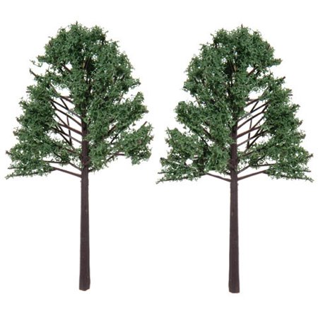 Diorama Tree W.Powder 5.125In 2Pc