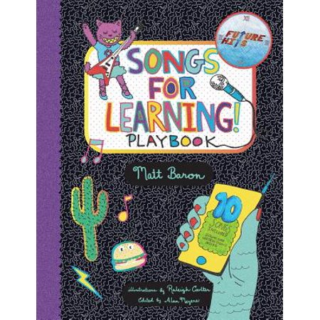 Future Hits : Songs for Learning! Playbook](Halloween Songs And Activities For Toddlers)