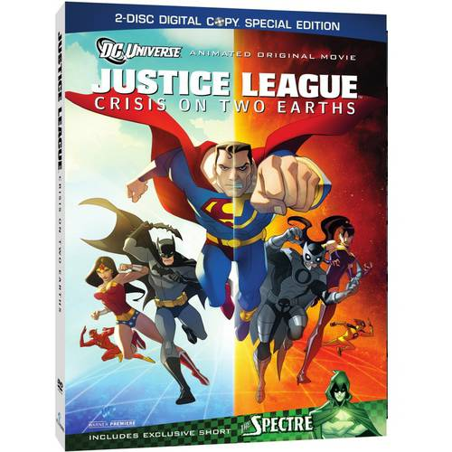Justice League: Crisis On Two Earths (Special Edition)