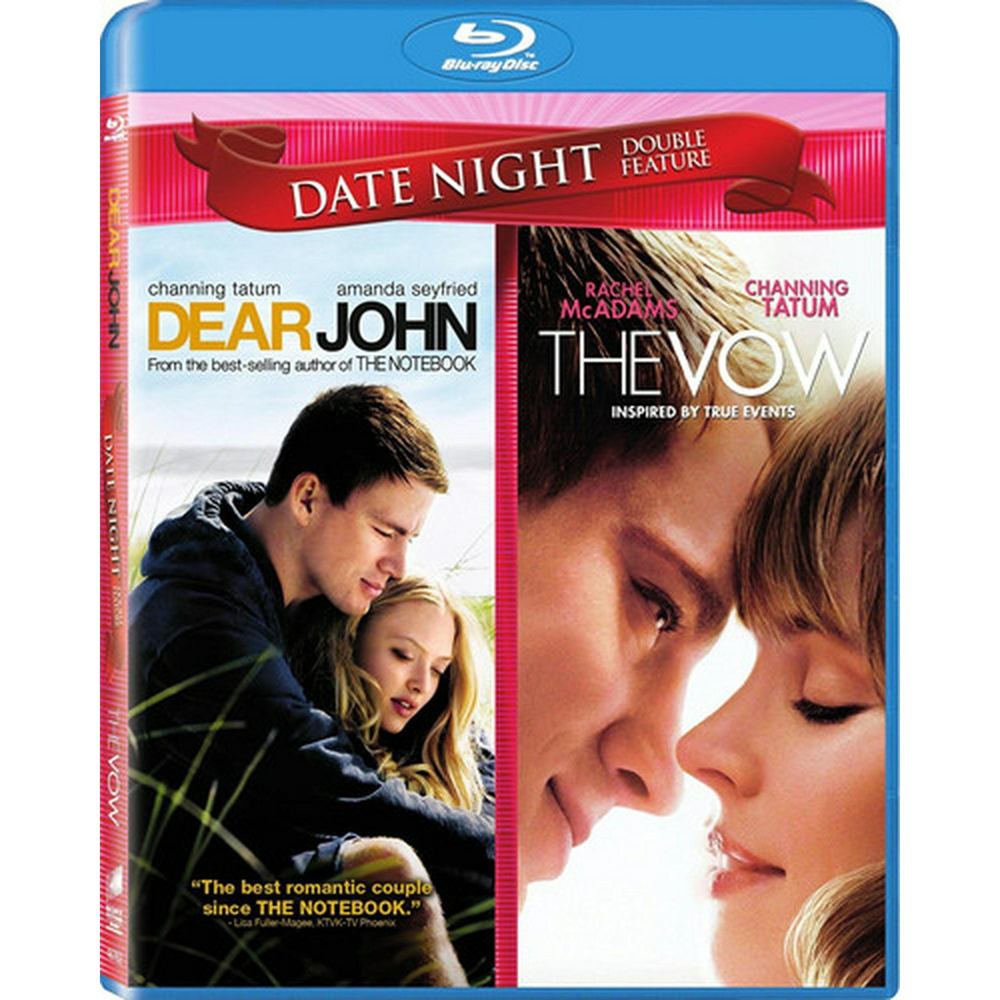 Dear John The Vow 2012 Blu Ray Walmart Canada