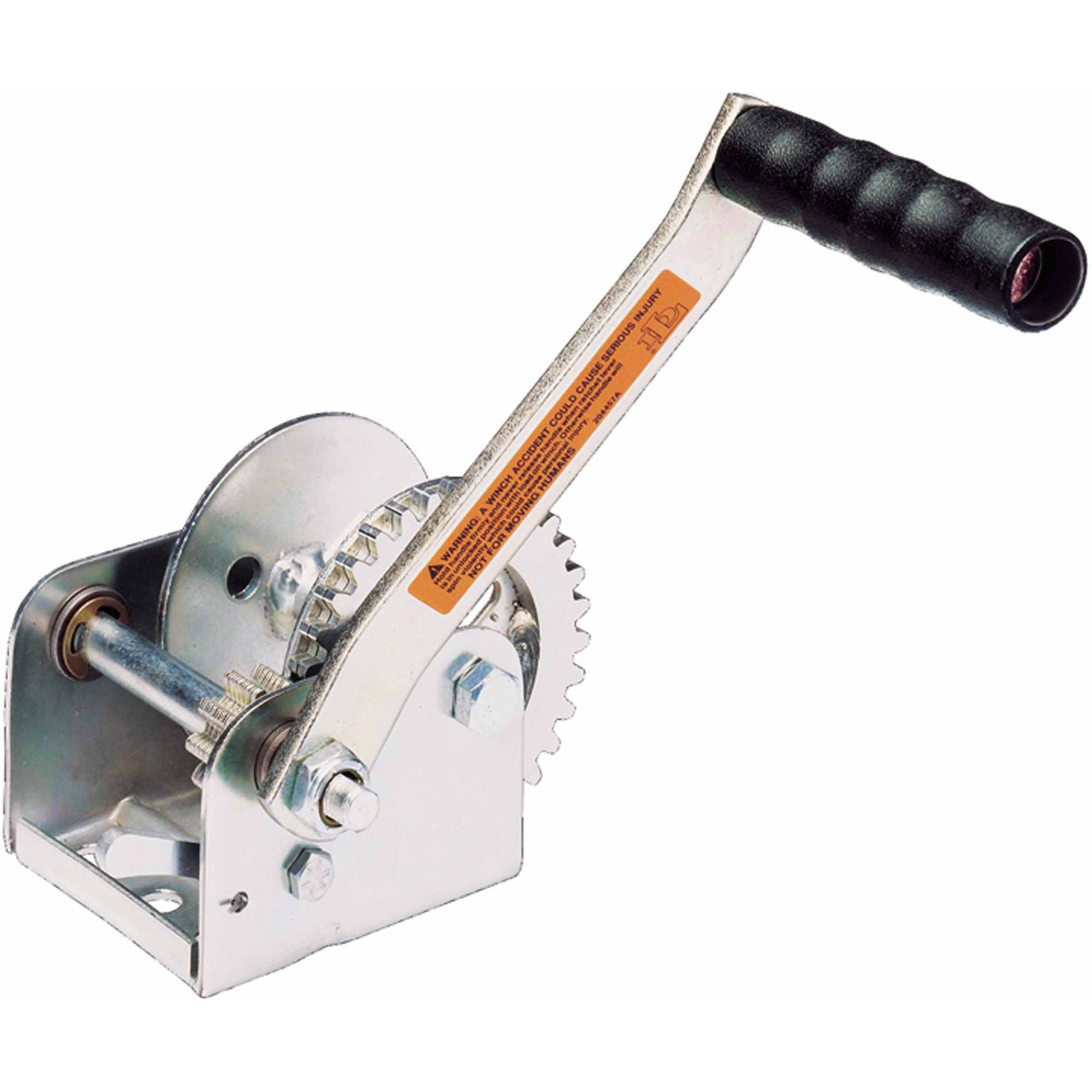 Dutton-Lainson 15002 Pulling Winch with Ratchet, 900 lbs