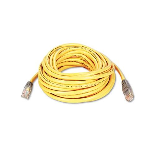 Belkin CAT5e Crossover Patch Cable BLKA3X12625YLWM