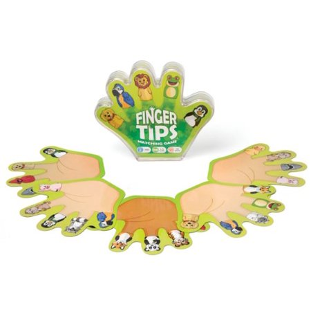 Finger Tips Board Game, Animal Edition - image 1 of 1