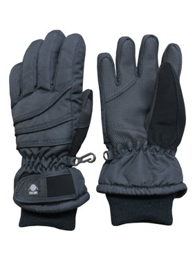 N'Ice Caps Adult Waterproof Snowproof Windproof Insulated Winter Gloves | Essential Winter Gear for Men and Women