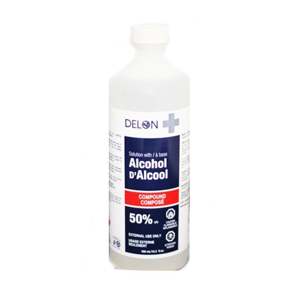 Delon Alcohol 50% (450ml) 124490 - image 1 of 1