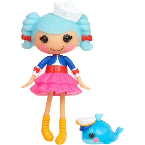 Mini Lalaloopsy Silly Fun House Marina Anchors Doll