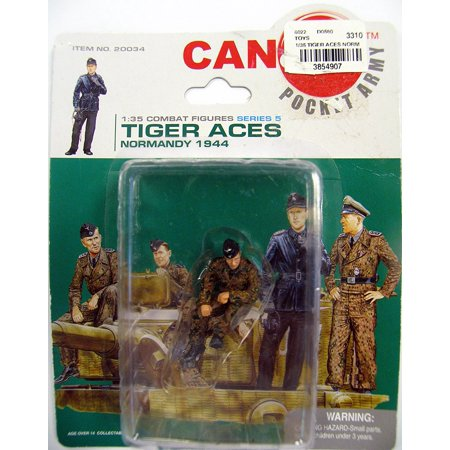 - 1/35 Tiger Aces Normandy'44(12)