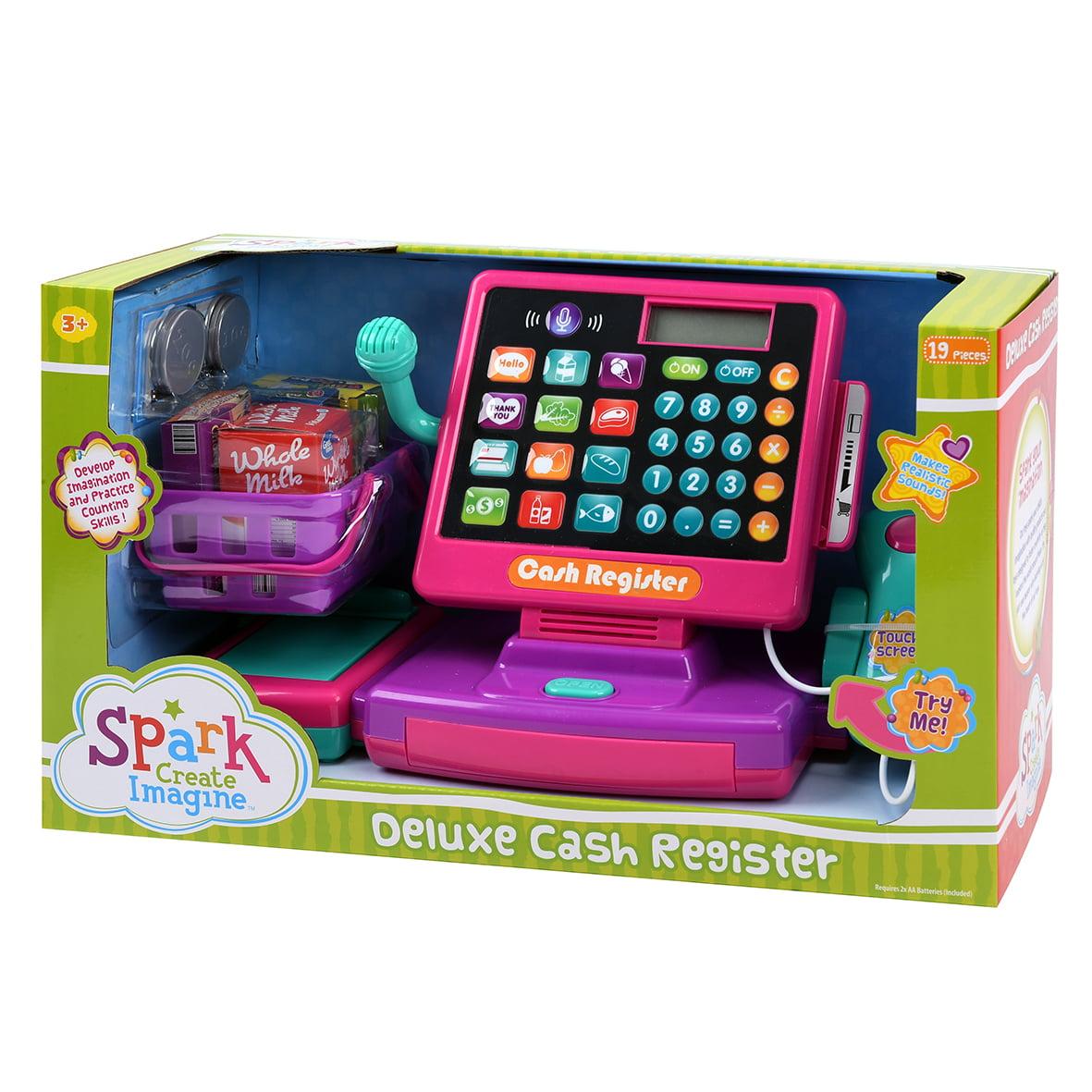 Spark Deluxe Cash Register