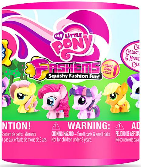 10 Blind MY LITTLE PONY  Fash/'ems Fashems ~ Series 7 ~ New
