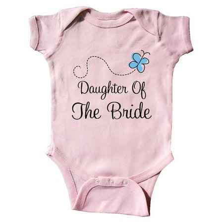 Daughter of the Bride Infant Creeper (Bride Onesie)