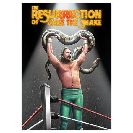 6b341019a64c49 The Resurrection of Jake the Snake (2015) - Walmart.com
