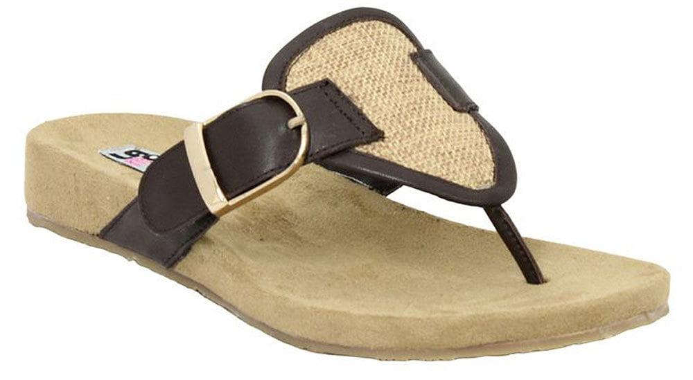 Lamo Women Tea Party Sandals by Lamo Sheepskin Inc.