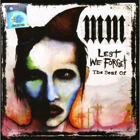 Marilyn Manson Halloween Mp3 (Lest We Forget: The Best of)