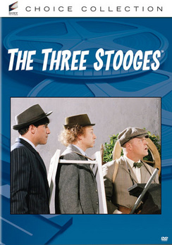 The Three Stooges (DVD) by Allied Vaughn