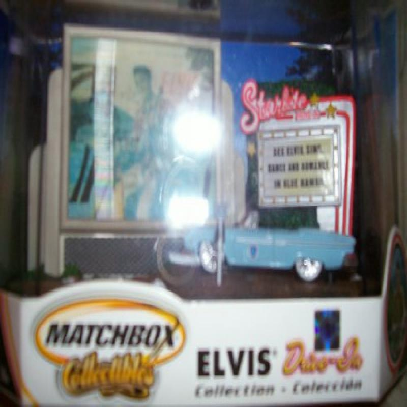 Matchbox Elvis Drive-In Collection