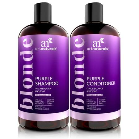 Artnaturals Purple Duo 2 - 16 FL OZ / 473 ML