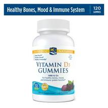 Vitamins & Supplements: Nordic Naturals Vitamin D3 Gummies