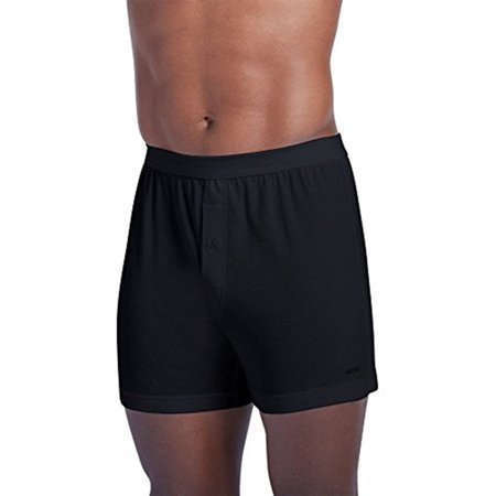 fashion style of 2019 exceptional range of styles and colors complete in specifications Jockey Men's Underwear Seamless Waistband Knit Boxer