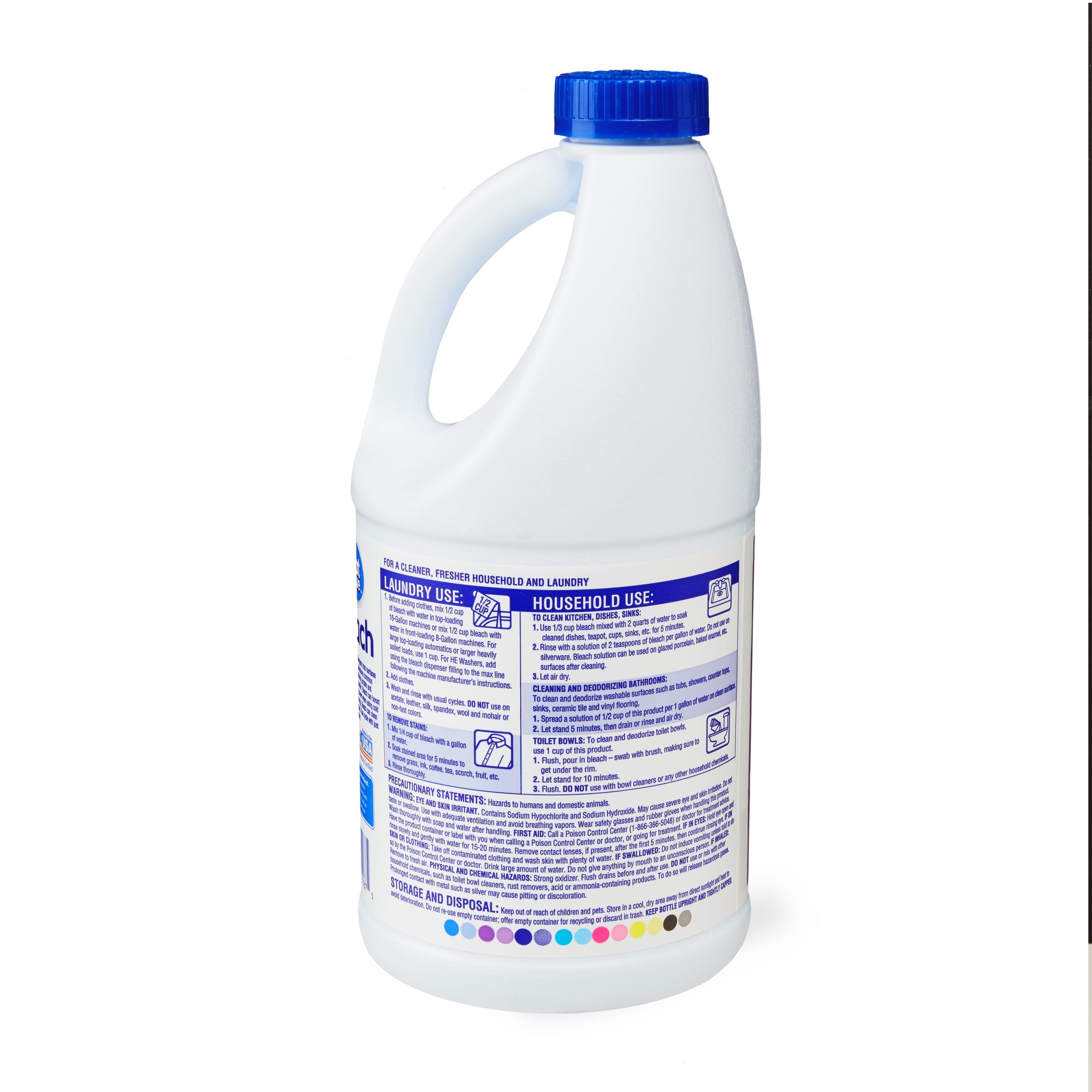 Great Value Bleach, Lavender Scent, 64 fl oz - Walmart com
