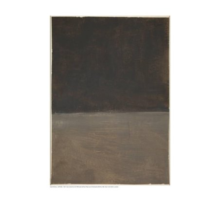 Mark Rothko Pictures (Untitled Print Wall Art By Mark Rothko )
