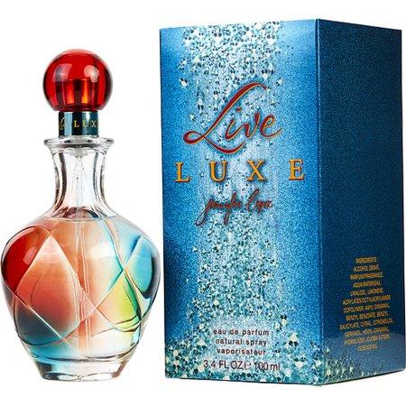 Jennifer Lopez 3944296 Live Luxe By Jennifer Lopez Eau De Parfum Spray 3 4 Oz