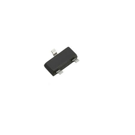 50pc A42-1D Transistor NPN 300V 300mA 350mW Montage en Surface SOT-23 - image 2 de 3