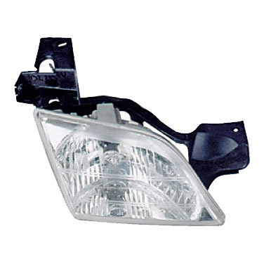 Right Side Headlight Embly For Chevy Venture Oldsmobile Silhouette