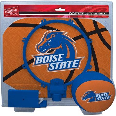 Rawlings NCAA Slam Dunk Softee Hoop Set Boise State University Broncos