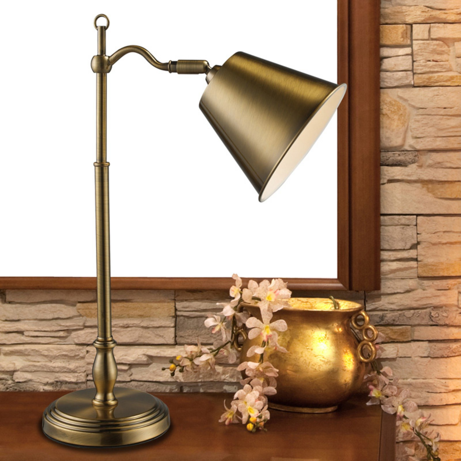 Dimond Lighting D1837 Hamilton Desk Lamp