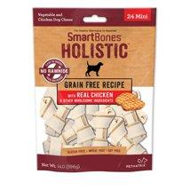 Dog Treats: SmartBones Holistic