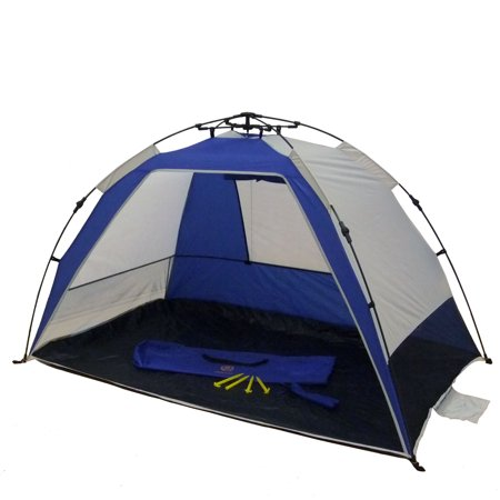 Genji Sports Instant Blue Star Beach Sunshelter Tent
