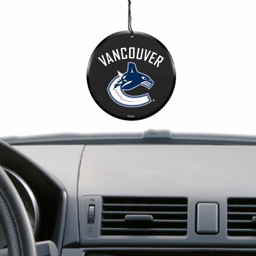 Vancouver Canucks 3-Pack Paper Air Freshener - No Size