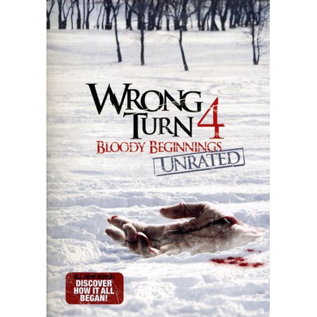 Wrong Turn 4: Bloody Beginnings (Unrated) (DVD) - Everything Wrong With Halloween 4