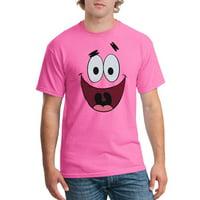 Spongebob Patrick Star Face T-Shirt