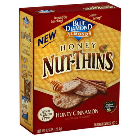 honey wheat cinnamon honey wheat thins recipes dishmaps cinnamon honey ...