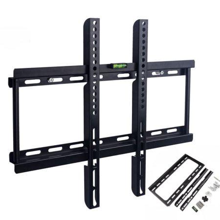 full motion tv wall mount bracket for 26 27 32 46 50 55. Black Bedroom Furniture Sets. Home Design Ideas