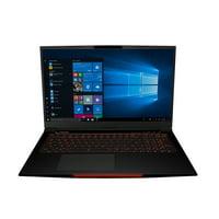"EVOO Gaming Laptop, 17.3"", FHD 144Hz, THX Spatial Audio, Tuned by THX Display, 9th Gen Intel i7-9750H, Nvidia RTX 2060, 1TB SSD, 16GB Memory, Windows 10 Home, Black"