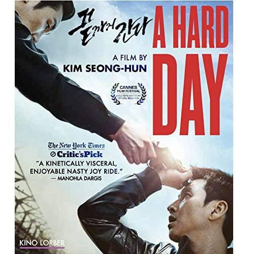 A Hard Day (Korean) (Blu-ray)