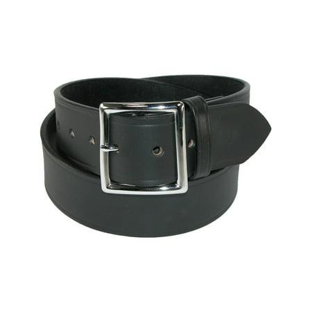 Men's Big & Tall Leather 1 5/8 Inch Garrison Belt (Garrison Belts Military Clothing Accessories)