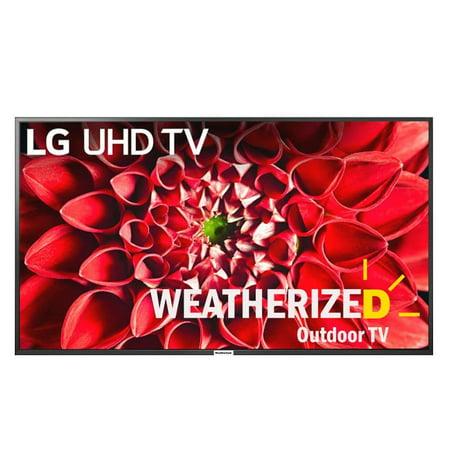 Weatherized TVs Elite LG Full Protection 75 Inch 4K LED HDR Outdoor Smart UHDTV