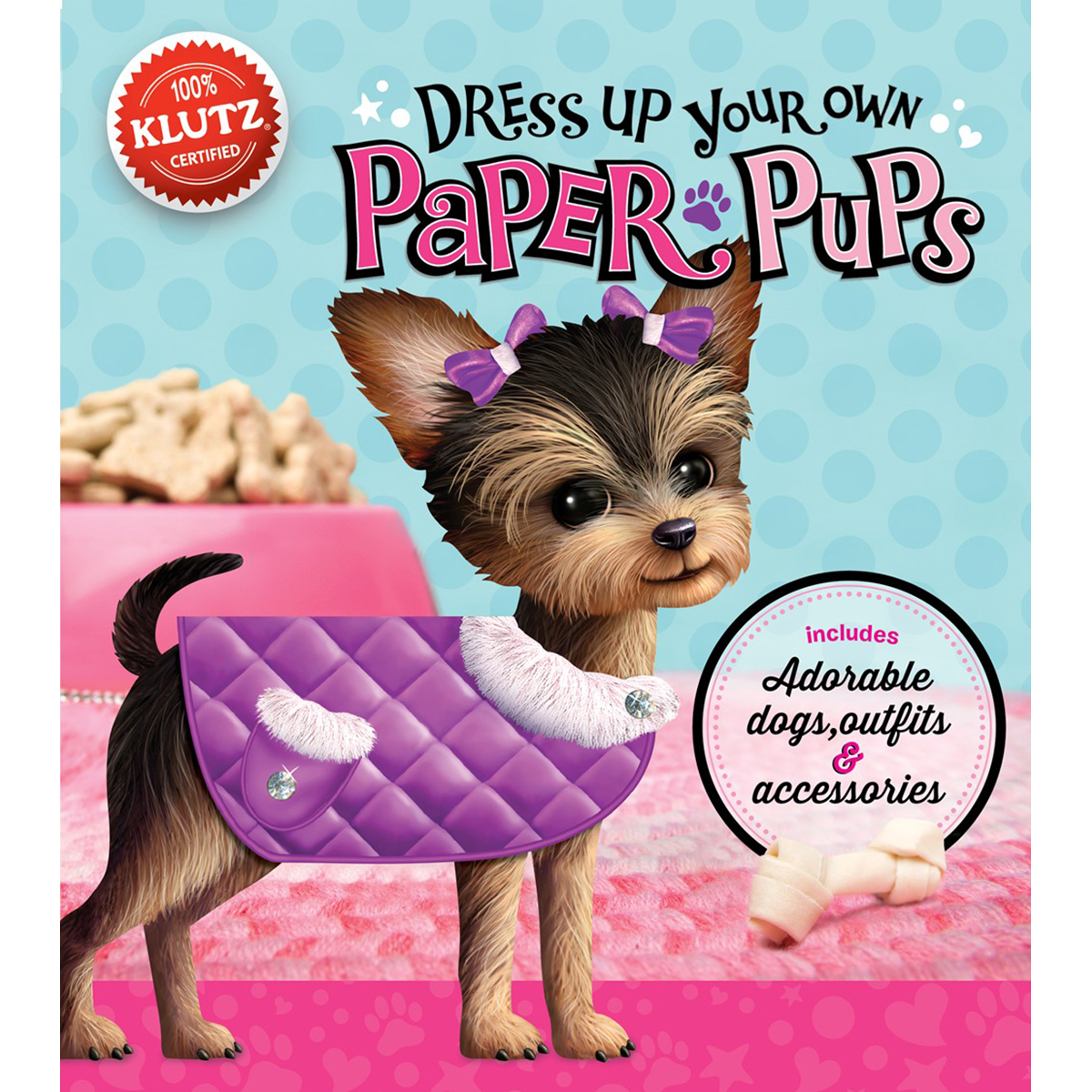 Paper Pups Book Kit-