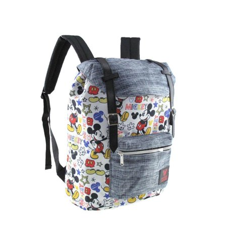 f04a920d1ec Licensed - New Disney Mickey Mouse Allover Pattern Preppy Vintage Style 16